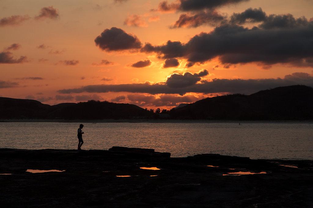 Lombok Sunset 01