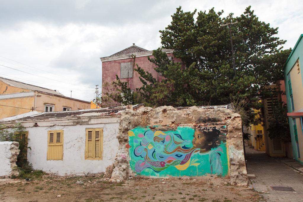 Graffiti in Curaçao