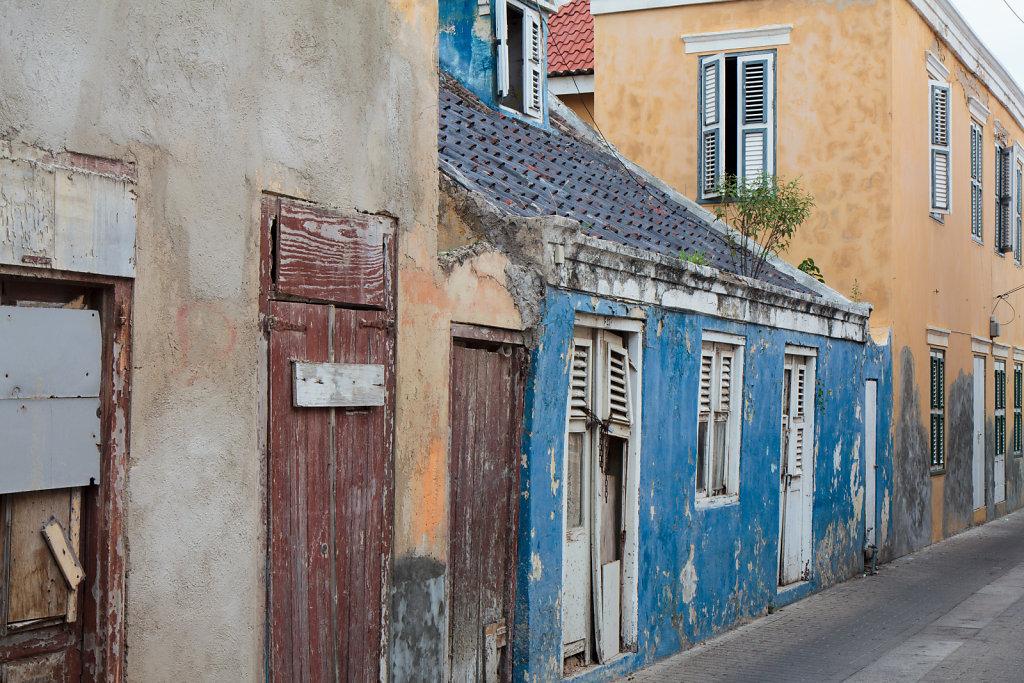 Curaçao street