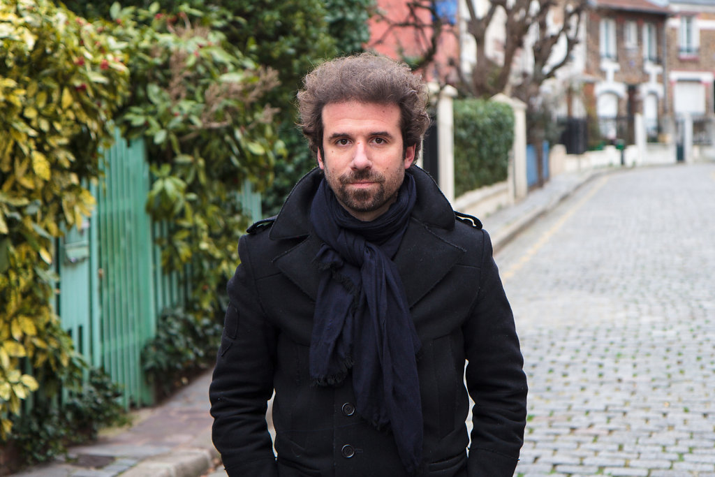 """Cyril Dion - Réalisateur de """"Demain"""""""