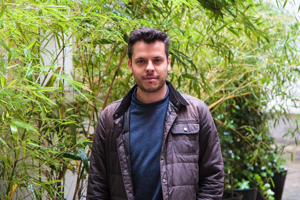 Benjamin Sourice - Essayiste, militant écologiste