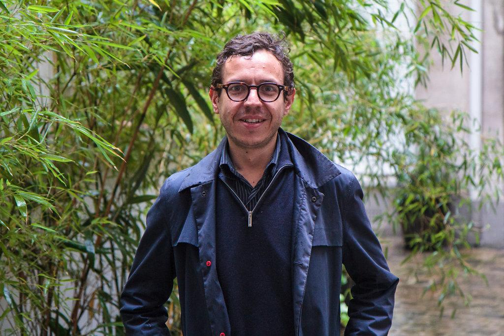 Gaël Brustier - Politologue