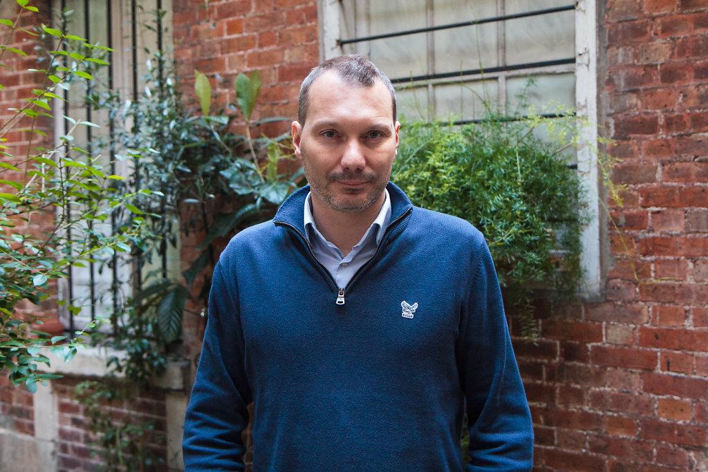David Cormand - secrétaire d'Europe Écologie-Les Verts