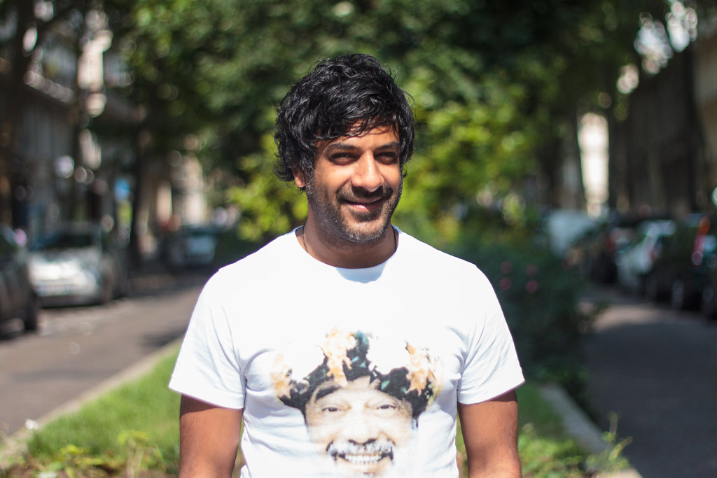 Vikash Dhorasoo - Ancien footballeur international