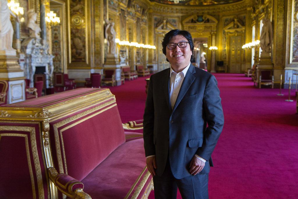 Jean-Vincent Placé - Secrétaire d'État chargé de la Réforme de l'État et de la Simplification